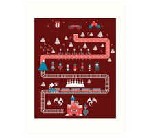 Thats What Christmas Is For!  Art Print