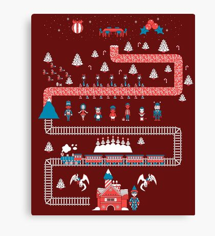Thats What Christmas Is For!  Canvas Print