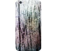 rainy window iPhone Case/Skin