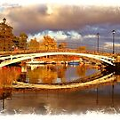 Like a Bridge over troubled water by KatarinaD