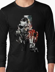Metal Gear Solid V Long Sleeve T-Shirt