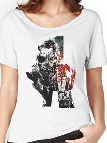 Metal Gear Solid V Women's Relaxed Fit T-Shirt