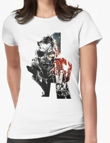 Metal Gear Solid V Womens Fitted T-Shirt