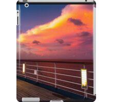 Caribbean Cruise  iPad Case/Skin