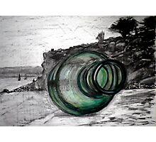 """Message in a Bottle"" Mornington Peninsula Photographic Print"