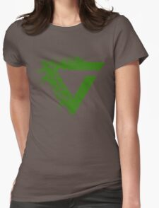 Witcher Axii sign Womens Fitted T-Shirt