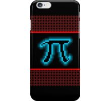 Neon Pi iPhone Case iPhone Case/Skin