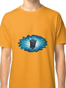 Dr Who - The Tardis Classic T-Shirt