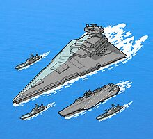 Upgrading the 6th fleet. by J.C. Maziu