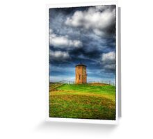 Pepperpot Tower Greeting Card