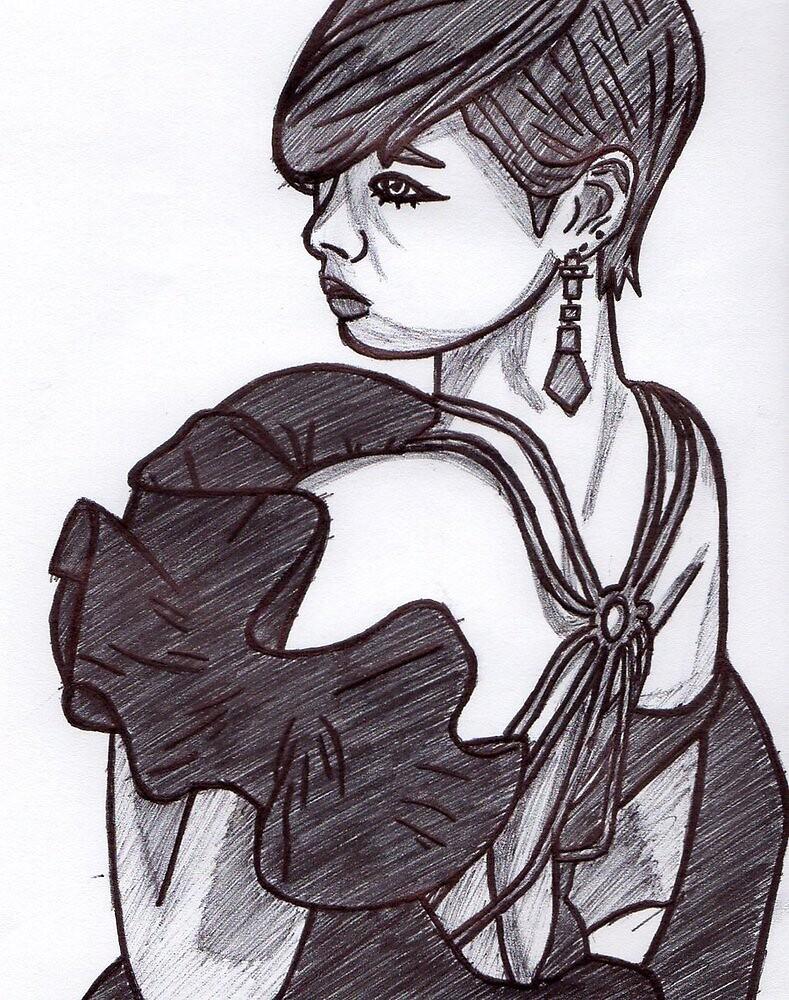 Di from RaNia by Lunatasha
