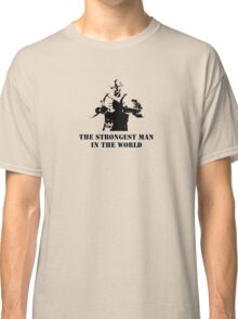 Leon - The Strongest Man in the World Classic T-Shirt