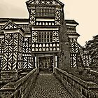 Little Moreton Hall, Cheshire  by Mikhail31