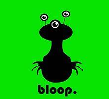 Bloop. by happybiscuit