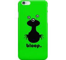 Bloop. iPhone Case/Skin