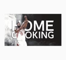 James Harden Home Cooking NBA Rockets Houston Kids Tee