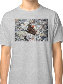 NZ Spotted Butterfly Classic T-Shirt