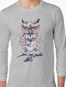 hoot hoot mofo Long Sleeve T-Shirt
