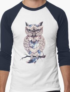 hoot hoot mofo Men's Baseball ¾ T-Shirt
