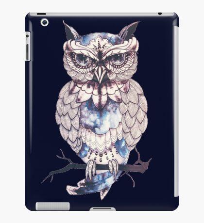 hoot hoot mofo iPad Case/Skin