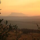 African Sunset on the Drakensberg by MiRoImage