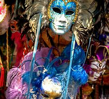 Carnival Masks by Tom Gomez