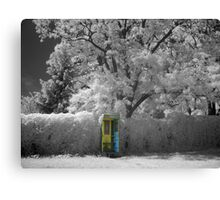 phone Canvas Print