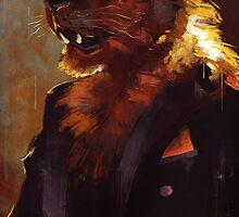 Dandy Lion by MicaelaDawn