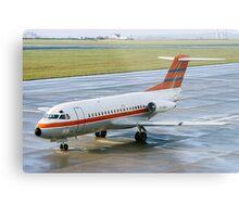 Fokker F28-1000 Fellowship PH-PBX Metal Print