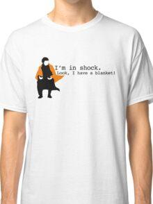 Sherlock Shock Blanket Classic T-Shirt