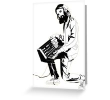 Breakbot - T-Shirt Greeting Card