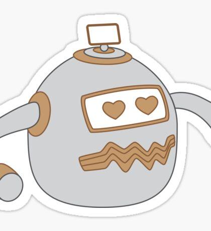 Little Robots Sticker