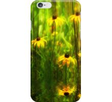 Forest Edge Florals iphone case iPhone Case/Skin