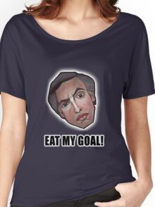 EAT MY GOAL! - Alan Partridge Tee Women's Relaxed Fit T-Shirt