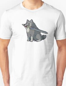 Pixel Great Grey Wolf Sif T-Shirt