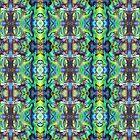Sea Swirls (Abalone) by Stephanie Bateman-Graham