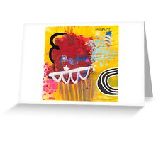 Look To The Rainbow #2. Greeting Card
