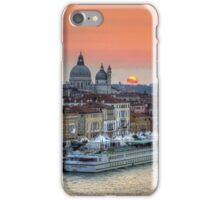 Sunrise over Venice iPhone Case/Skin