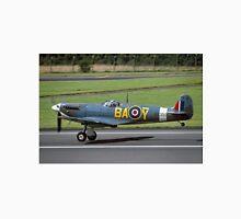 Supermarine Spitfire IIa P7350/BA-Ybar Unisex T-Shirt