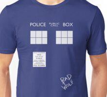 TARDIS costume shirt Unisex T-Shirt