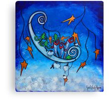 Magical Slumber Canvas Print