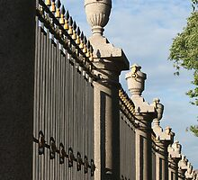 palace fence by mrivserg