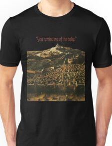 Babes beyond the goblin city Unisex T-Shirt