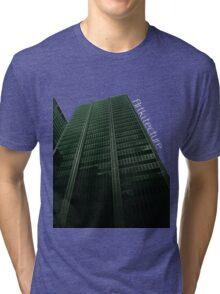 Digitize Green Logo Tri-blend T-Shirt