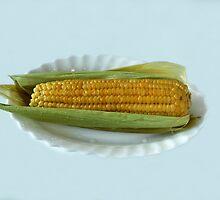 ear of corn by mrivserg