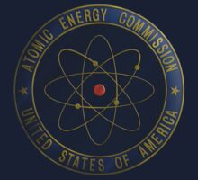 Atomic Energy Commission - Metal by Kevitch