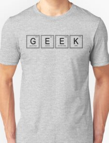 Geek elements Unisex T-Shirt