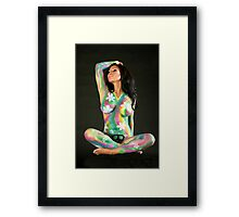 Painted Lady 1 Framed Print