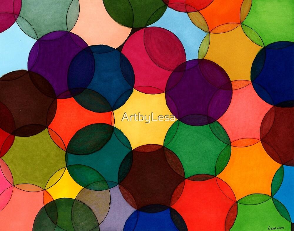 Yarn III by ArtbyLesa