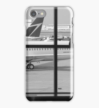 At the Gate iPhone Case/Skin
